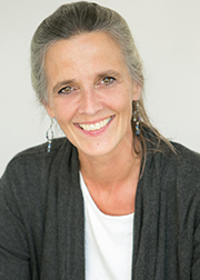 Photo of Andrea Hatley, founder and CEO of Word Tapestries Inc.
